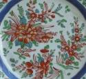 Chinese export plate with English decoration - picture 2