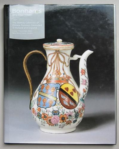 Watney Collection European Decorated Chinese