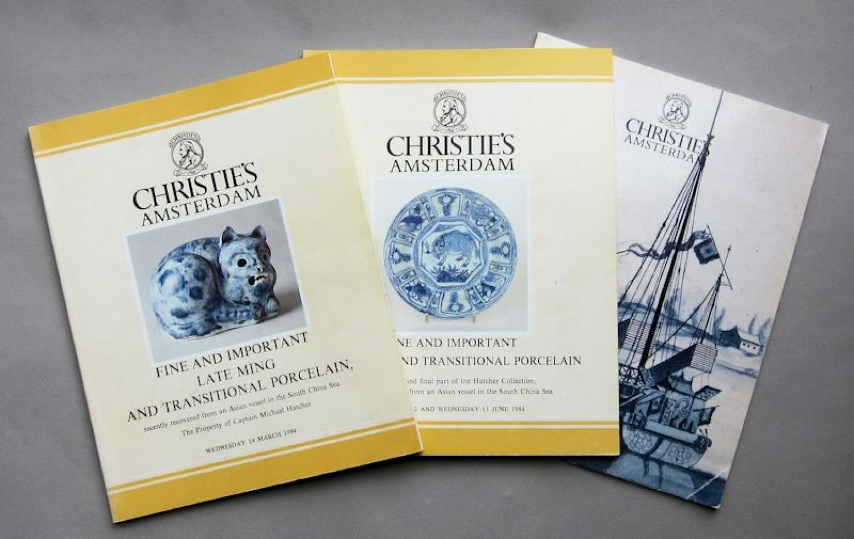 Christie's Amsterdam Hatcher Cargo
