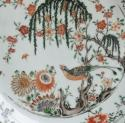 Chinese famille verte dish, Kangxi - picture 3
