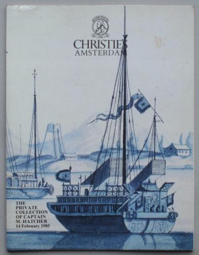Christie's Amsterdam Hatcher Private coll'n