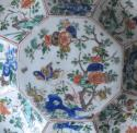 A good Chinese famille verte lobed dish - picture 2