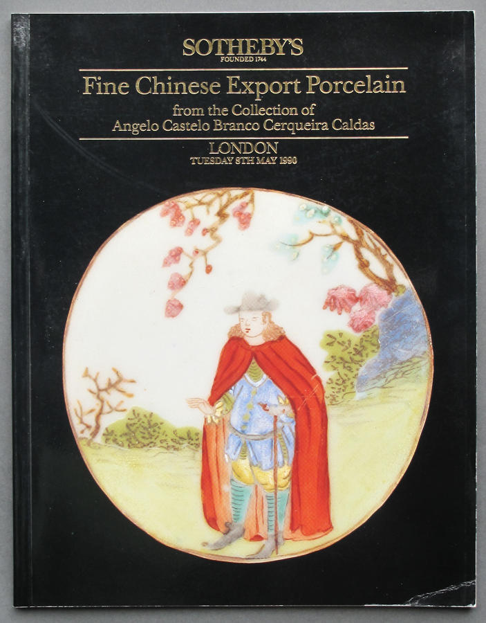Sotheby's Fine Chinese Export Porcelain
