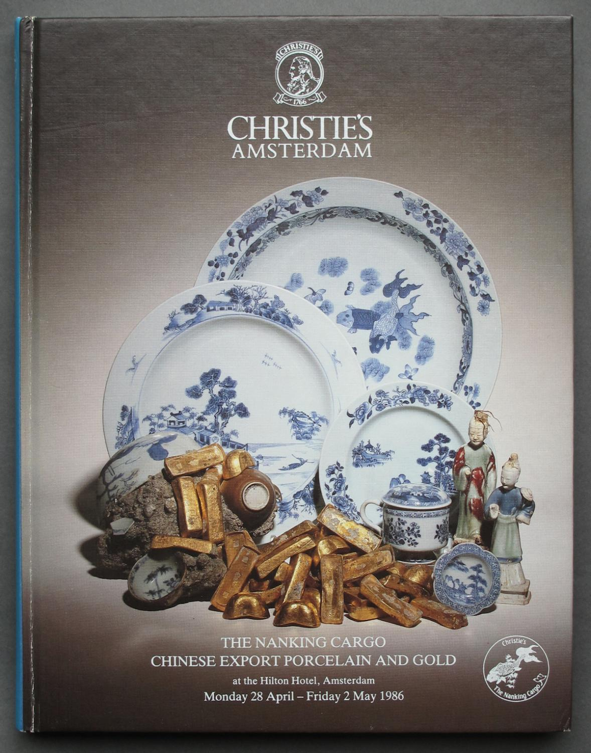 Christie's catalogue Nanking Cargo