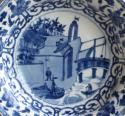 A Chinese European-subject plate, Kangxi - picture 2