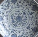Pair of Chinese celadon-back dishes, Qianlong - picture 7