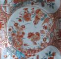Dutch-decorated Chinese dish, Yongzheng - picture 2