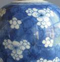Chinese prunus decorated ginger jar, Kangxi - picture 5