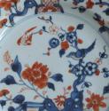 Chinese export Imari plate, Yongzheng - picture 3