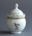 A Chinese armorial custard cup, Qianlong - picture 1