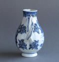 A Chinese export cream jug with double strap handle, Qianlong - picture 4