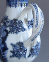 A Chinese export cream jug with double strap handle, Qianlong - picture 7