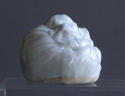 A Chinese white glazed Budai water dropper C18th - picture 6