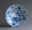 A Chinese Kraak dish from the Wanli shipwreck - picture 1