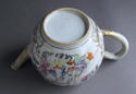 A Chinese export famille rose Mandarin style teapot Qianlong - picture 6
