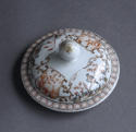 A Chinese export famille rose Mandarin style teapot Qianlong - picture 7