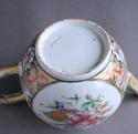 An unusual large Chinese export famille rose teapot - picture 6