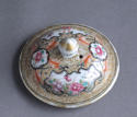 An unusual large Chinese export famille rose teapot - picture 7