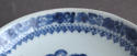 A rare pair of Chinese export Dutch armorial saucers c1735 - picture 7