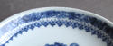 A rare pair of Chinese export Dutch armorial saucers c1735 - picture 8