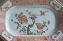 A Chinese export famille verte serving platter, Kangxi - picture 4