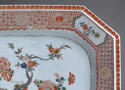 A Chinese export famille verte serving platter, Kangxi - picture 6