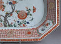 A Chinese export famille verte serving platter, Kangxi - picture 7