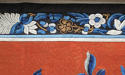 A Chinese late C19th silk altar cloth or bed hanging - picture 6