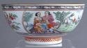 A Chinese bowl with Dutch decoration of people and rabbits, Qianlong - picture 6