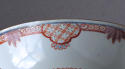 A Chinese bowl with Dutch decoration of people and rabbits, Qianlong - picture 8