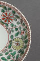 A Chinese famille verte saucer, Kangxi - picture 5