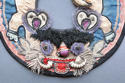 A charming Chinese silk collar for a child, Nineteenth Century - picture 2