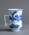 A good small Chinese mug, Kangxi - picture 3