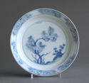 A good quality small Chinese prunus blossom plate, Kangxi - picture 1