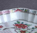 A Chinese famille rose '2 quail' teapot stand, Qianlong - picture 6