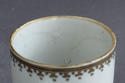 A pair of Chinese armorial grisaille coffee cups, Qianlong - picture 10