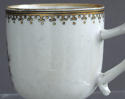 A pair of Chinese armorial grisaille coffee cups, Qianlong - picture 11