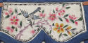 An attractive Chinese silk purse with painted decoration c1900 - picture 3